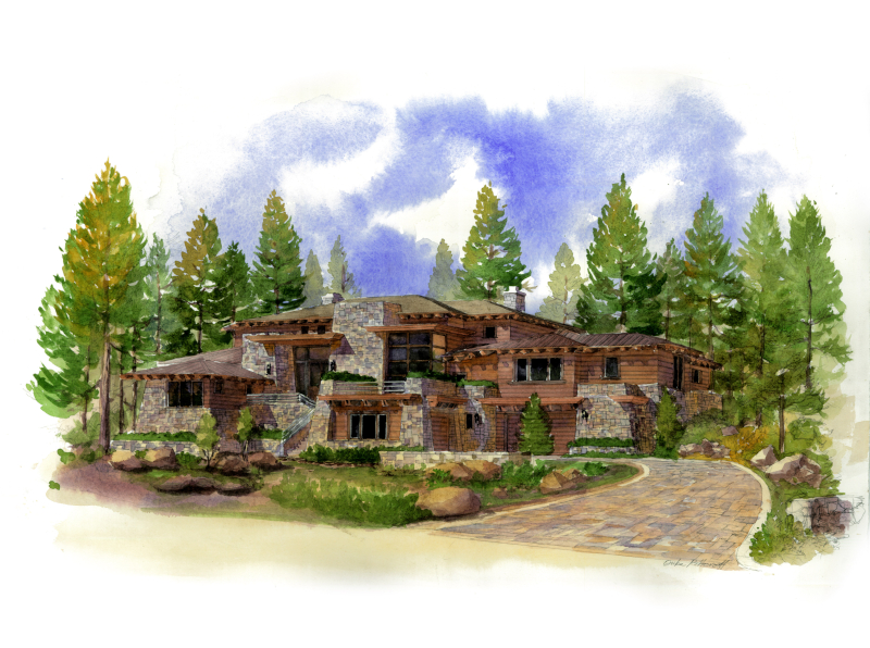 Scott Grunst Architect - Rancho Sante Fe North County