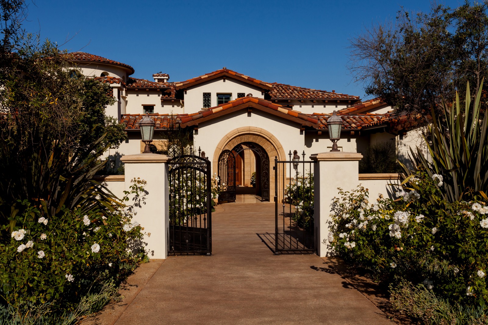 Griswold Santa Barbara Estate